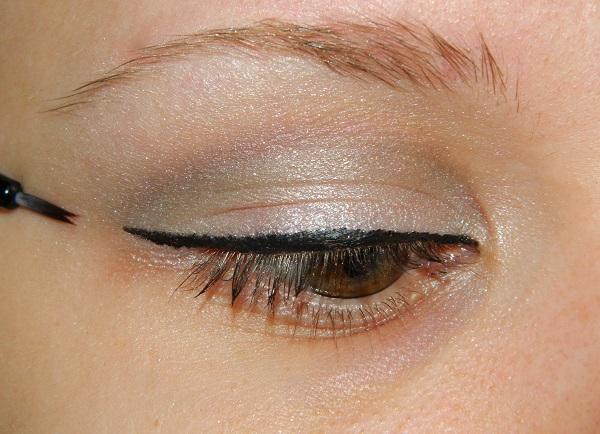 Соблазнительный макияж глаз